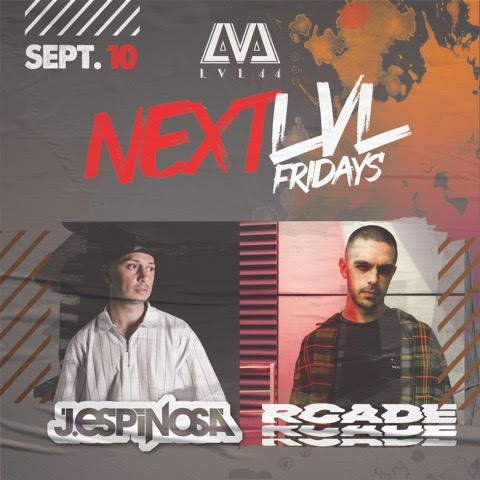 Friday-LVL44